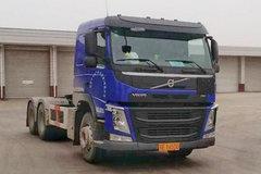 沃尔沃 新FM重卡 410马力 6X4牵引车(FM410 64T B) 卡车图片
