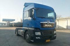 曼(MAN) TGX系列重卡 480马力 4X2自动挡牵引车(TGX18.480) 卡车图片