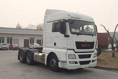 曼(MAN) TGX系列重卡 480马力 6X4牵引车(TGX26.480) 卡车图片