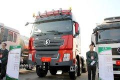 陕汽康明斯 德龙X3000 600马力 8X8 大件牵引车(SX4508) 卡车图片