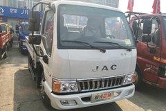 江淮 骏铃E3 95马力 3.7米单排栏板轻卡(HFC1040P93K1B4V-S) 卡车图片