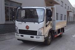 三龙龙江 143马力 4X2 3.28米单排栏板轻卡(CZW1040-E5)