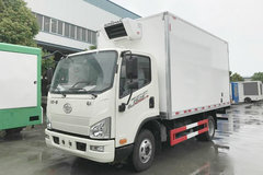 束缚 J6F 150马力 4X2 4.13米冷藏车(CA5041XLCP40K17L1E5A85)