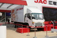 江淮 帅铃III 156马力 4X2 6.2米排半厢式载货车(HFC1083) 卡车图片