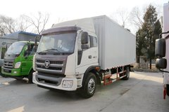 福田 瑞沃Q5中卡 168马力 4X2 6.7米厢式载货车(BJ5146XXY-1) 卡车图片