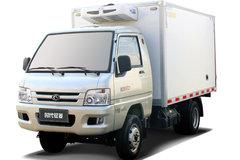 福田期间 驭菱VQ1 61马力 4X2 2.6米冷藏车(BJ5030XLC-AA)