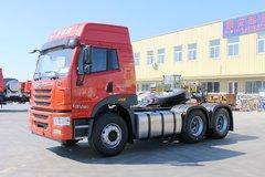 青岛解放 悍V重卡 400马力 6X4牵引车(CA4256P1K2T1E5A80)