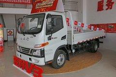 江淮 骏铃V3 快递版 109马力 4.235米单排栏板轻卡(HFC1041P93K4C2V) 卡车图片