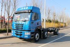 青岛解放 龙VH 220马力 6X2 6.7米厢式载货车(CA5254XXYPK2L5T3E5A80) 卡车图片