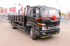 江淮 骏铃V7 154马力 5.2米排半栏板轻卡(HFC1120P91K1D1V) 卡车图片
