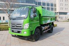 福田 瑞沃E3 140马力 4X2 4米LNG自卸车(BJ3043D8JCA-FA) 卡车图片