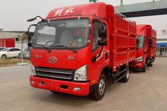 束缚 虎VN 110马力 3.65米单排仓栅式轻卡(CA5047CCYP40K50LE5A84-1) 卡车图片