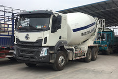 东风柳汽 乘龙H5 350马力 6X4 4.2方混凝土搅拌车(LZ5250GJBH5DB)