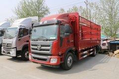 福田 瑞沃Q5 170马力 4X2 6.7米仓栅式载货车(BJ5165CCY-FA) 卡车图片