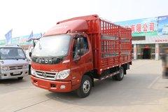 福田时代 M3 143马力 4.23米单排仓栅式轻卡(BJ5043CCY-AC) 卡车图片