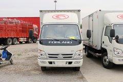 福田时代 领航1 115马力 4.15米单排厢式轻卡(BJ5043XXY-M5) 卡车图片