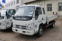 福田时代 小卡之星3 88马力 4X2 3.25米排半栏板轻卡(气刹)(BJ1046V9PB5-F2) 卡车图片