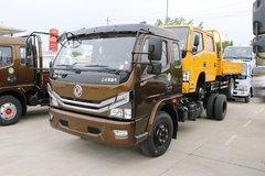 东风 多利卡D7 2018款 150马力 4.8米排半栏板轻卡(EQ1090L8BDC) 卡车图片