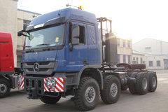 疾驰 Actros重卡 610马力 8X8 牵引车(型号4160) 卡车图片