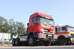 疾驰 Actros重卡 610马力 6X6 牵引车(型号4060) 卡车图片