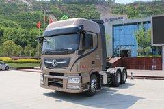西风商用车 天龙旗舰KX 2018款 450马力 6X4风险品牵引车(DFH4250CX4) 卡车图片