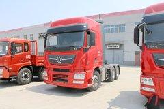 西风商用车 天龙旗舰KX 东北版 560马力 6X4牵引车(DFH4250C2) 卡车图片