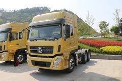 西风商用车 天龙重卡 2018款动身版 520马力 6X4牵引车(DFH4250A9) 卡车图片