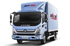 福田 奥铃速运 131马力 4X2 4.14米单排厢式轻卡(BJ5045XXY-F2) 卡车图片