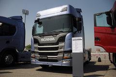 斯堪尼亚 新G系列重卡 450马力 6X2牵引车(型号G450) 卡车图片