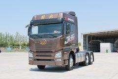 青岛束缚 JH6重卡 智尊550超轻版 550马力 6X4牵引车(潍柴)(CA4259P25K2T1E5A80) 卡车图片
