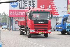 江淮 格尔发A3系列中卡 150马力 4X2 栏板载货车(HFC1162K1R1T)(亮剑者中卡) 卡车图片