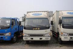 江淮 帅铃 109马力 4.2米单排厢式轻卡 卡车图片