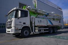 福田 雷萨L9 400马力 6X4 50米混凝土泵车(欧曼GTL底盘)