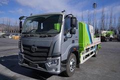 福田 雷萨L9 185马力 4X2 9018A车载式混凝土泵车(欧马可S5底盘)