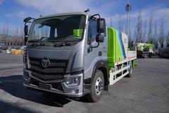 福田 雷萨L9 185马力 4X2 10020车载式混凝土泵车(欧马可S5底盘)