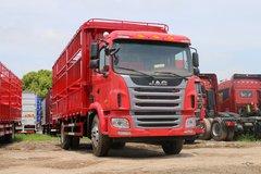 江淮 格尔发A5L中卡 220马力 4X2 6.8米仓栅载货车(HFC5181CCYP3K1A53S6V) 卡车图片