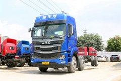 江淮 格尔发A5W重卡 麒麟版 270马力 6X2 9.6米栏板载货车(HFC1251P1K3D54S3V) 卡车图片