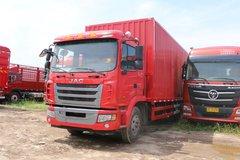 江淮 格尔发K3L中卡 160马力 4X2 7.77米厢式载货车(HFC5161XXYP3K1A57S2V) 卡车图片