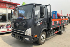 一汽解放 虎VH 120马力 4.2米栏板气瓶运输车(CA5045TQPP40K17L1E5A84)