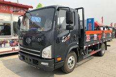 一汽束缚 虎VH 120马力 4X2 4.2米栏板气瓶运输车(CA5045TQPP40K17L1E5A84)
