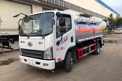 湖北程力 110马力 4X2 解放虎VN底盘运油车(CLW5070GJYC5)