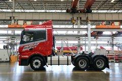 三一集团 英雄版 500马力 6X4牵引车(HQC4250T)
