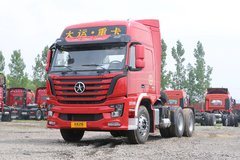 大运 N8V重卡 标载型 430马力 6X4牵引车(CGC4250D5ECCE) 卡车图片