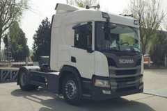 斯堪尼亚 P系列重卡 410马力 4X2牵引车(型号P410) 卡车图片