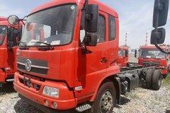 东风商用车 天锦中卡 180马力 4X2 6.75米厢式载货车(DFH1180BX3JV) 卡车图片