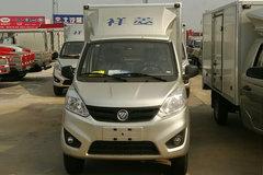 福田 祥菱V1 1.5L 112马力 汽油 3.05米单排厢式微卡(BJ5036XXY-D3) 卡车图片