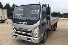 福田 奥铃CTS 131马力 4.18米单排栏板轻卡(BJ1048V9JDA-FA) 卡车图片