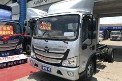 福田 欧马可S3系 143马力 4.18米单排栏板轻卡(采埃孚6挡)(BJ1048V9JEA-FE) 卡车图片