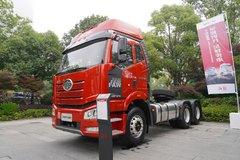 一汽解放 新J6P重卡 质惠运煤版 新北方款 375马力 6X4牵引车(CA4250P66K2T1E5) 卡车图片