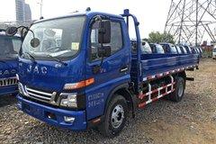 江淮 骏铃V6 131马力 4.235米单排栏板轻卡(HFC1043P91K7C2V) 卡车图片